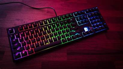 Gaming Keyboard Mechanical Landscape Wallpapers Backiee Pc