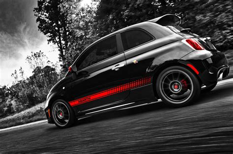 Fiat 500 Abarth Horsepower by Fiat 500 Abarth Mad Cows Design