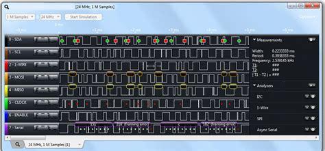Logic Analyzer Mhz Sunrom Electronics