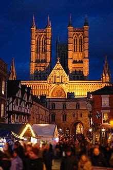 lincoln christmas market wikipedia