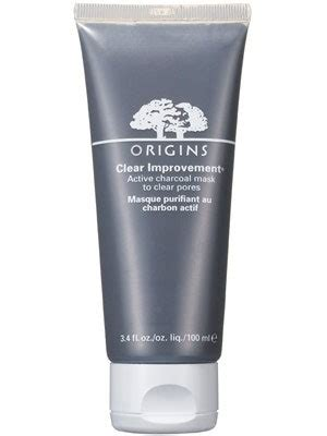 Origins Clear Improvement Active Charcoal Mask Review | Allure