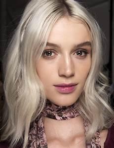 Ombre Hair Blond Polaire : balayage cheveux blond polaire ~ Nature-et-papiers.com Idées de Décoration