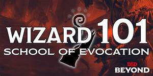 Wizard 101  School Of Evocation - Posts