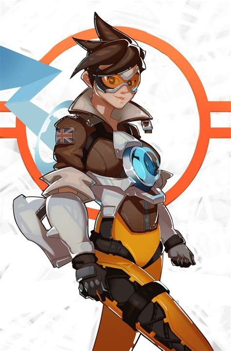 tracer anime wallpapers hd resolution   wallpaper yodobi