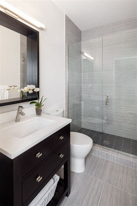 grey bathroom gray bathroom sammamish bath  zen