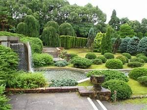 Archivo:Kyoto Botanical Garden - sunken garden JPG