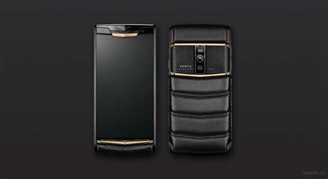 vertu luxury luxury smartphones weboo