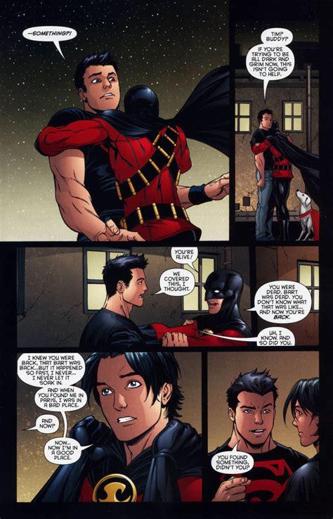 dc comics epic superheros tim drake aka red robin