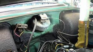 1955 Buick Century  Vacuum Wiper Motor