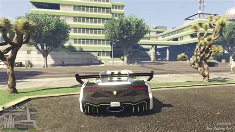How To Get The Lamborghini In Gta 5 For Free(spawn