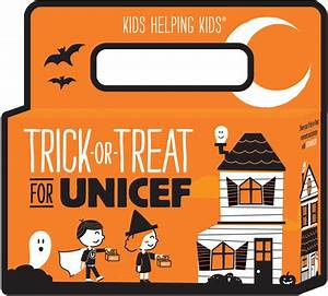 Trick-or-Treat for UNICEF Comes to the Classroom, Offering ...