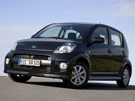 Daihatsu Sirion Picture by 2006 Daihatsu Sirion M2 Pictures Information And
