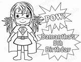 Superhero Coloring Pages Printable Superheroes Super Cartoon Clipart Superheros Heros Hero Sheets Para Female Cartoons Heroes Birthday Personalized Pdf Colorear sketch template