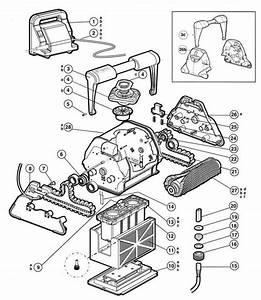 Hayward Tiger Shark Parts Diagram