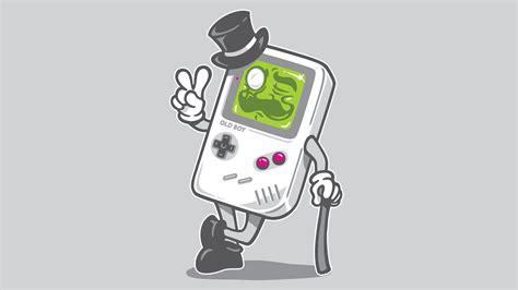 Game Boy Old Boy Hd Wallpaper Games Wallpaper Better
