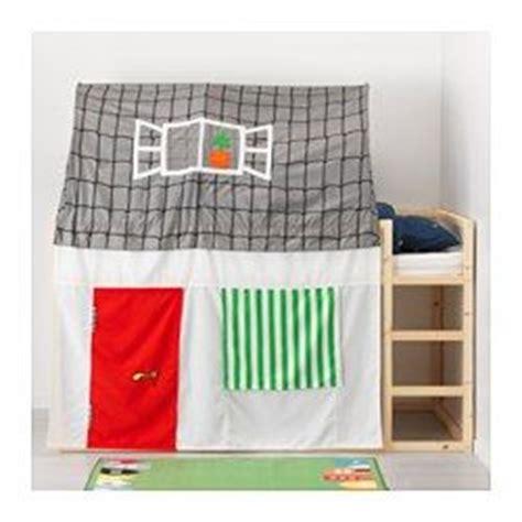 rideau blanc ikea kura tente pour lit avec rideau gris blanc ikea s bedroom see more