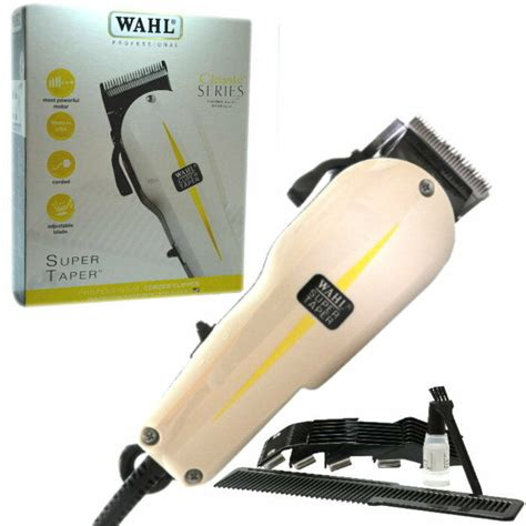 wahl hair trimmer super taper hair cutting machine clipper ebay
