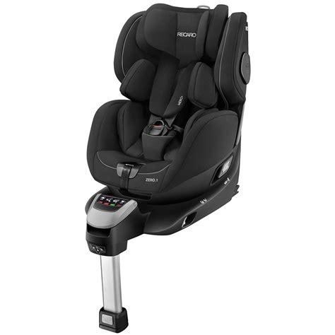 siège bébé recaro siège auto zero 1 i size de recaro au meilleur prix chez