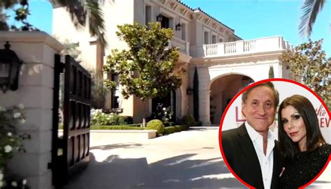 dubrow house photos rhoc s dubrow shows mansion