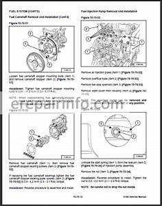 Bobcat S175 S185 Service Manual Skid Steer Loader 6901828
