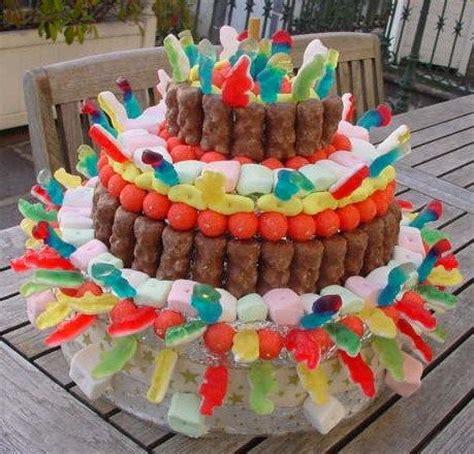 gateau de bonbons les meuh gourmandes