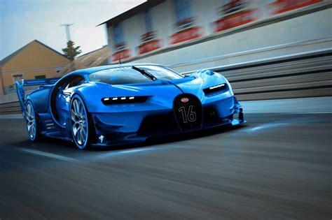 Bugatti Vision > Bugatti Vision Gran Turismo, D\'abord Sur