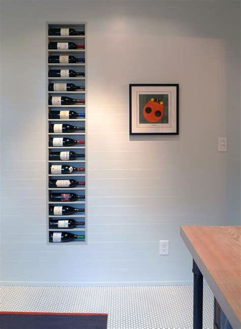 cool  practical home wine storage ideas digsdigs
