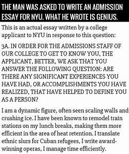 Nyu essay question social deviance essay nyu essay prompts 2018 2019