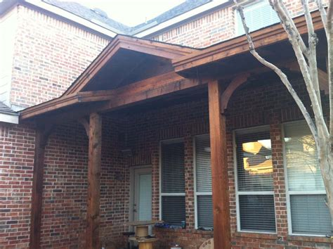 small roofed patio cover frisco tx hundt patio covers