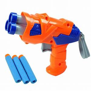 Soft Bullet Children Simulation Air Soft Projectile Gun ...