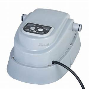 Bestway Ou Intex : bestway electric swimming pool heater up to 15ft 2 8kw for ~ Melissatoandfro.com Idées de Décoration