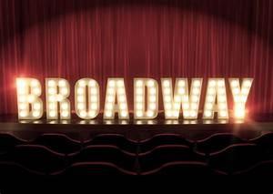 Stage Lights Broadway West End or Little by LockhartandJones
