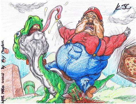 Super Mario World Fan Art By Nm8r Kjc On Deviantart