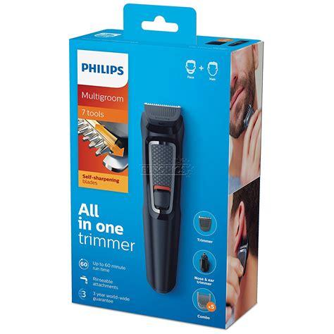 trimmer philips multigroom series mg