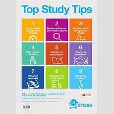Cxc Store Top Study Tips Poster By Macmillan Caribbean Issuu