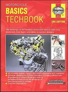 Haynes Motorcycle Basics Manual 2nd Edition