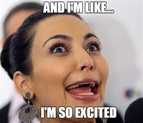 Excited Meme Excited Memes Lovequotesmessages