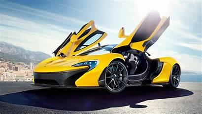 Wallpapers Mclaren Super Desktop Supercar Sports Cars