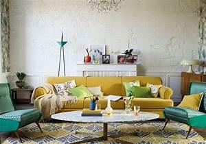 Photo Deco Salon : 40 id es d co pour le salon elle d coration ~ Melissatoandfro.com Idées de Décoration