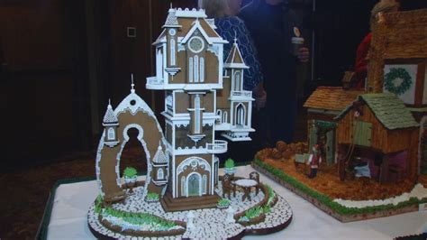 grove park inn gingerbread omni grove park inn hosts annual gingerbread house