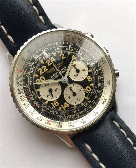 original breitling navitimer cosmonaute vintage