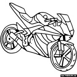 HD wallpapers coloring page boy on dirt bike