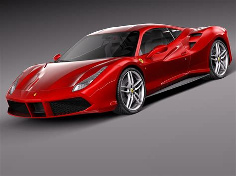 488 Gtb Hd Picture by 488 Gtb Hd Wallpapers Free