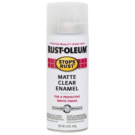 rust oleum professional  oz gloss dark machine gray protective enamel spray paint