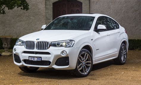 2016 Bmw X4 Xdrive35d Review
