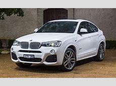 2016 BMW X4 xDrive35d Review photos CarAdvice