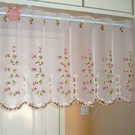 get cheap polyester lace curtains aliexpress