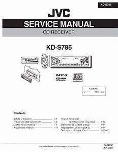 Jvc Kds39 Wiring Diagram