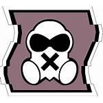 Siege Rainbow Six Icon Icons Mute R6
