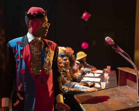 What Billy Porter Really Thought His Pose Nude Scene